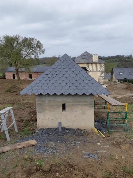 Rénovation de toit Caen